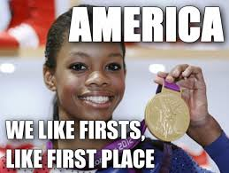 Have You Seen the 'AMERICA' Meme Craze Featuring U.S. Olympic Wins ... via Relatably.com