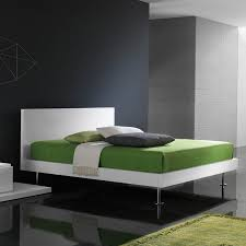Italian bed Blog by Mobilstella Mobili, available with or without storage  box in minimalist,