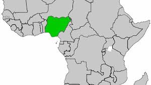 Image result for nigeria and humanity map