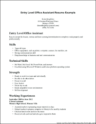 Office Assistant Objective Resume Objective Office Assistant Paknts Com