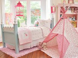 bed room pink. Interesting Pink Pink Whimsical Girlu0027s Room With Teepee To Bed