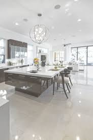 image contemporary kitchen island lighting. 84 Custom Luxury Kitchen Island Ideas \u0026amp; Designs (Pictures Inside Contemporary Lighting Image