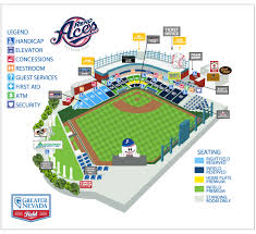Gsr Seating Chart Greater Nevada Field Seating Chart Best Picture Of Chart
