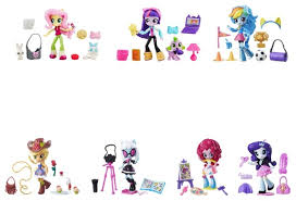 <b>Мини</b>-<b>кукла</b> My Little Pony <b>Equestria Girls</b> с аксессуарами, 12 см ...