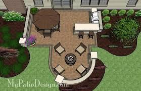 Backyard Patio Layouts Nice Rear Patio Ideas Patio Designs Tips For