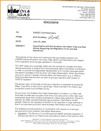 Business Memo Format With Attachments Spacing Example Apa And Sample