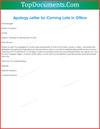 Apology Letter For Being Late Best solutions Of Apology Letter to Boss for Quitting Job Unique 1