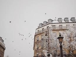 IPhone Screensavers Set: Itu0027s Snowing In Paris!