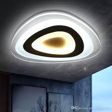modern ceiling lights ultra thin light flush mount led for brass uk
