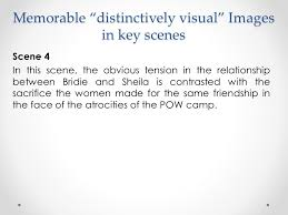 key scenes which show distinctively visual images of ppt video  5