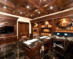 masculine home office. Home Office Design: Several Choices For Design Ideas Men Modern Masculine