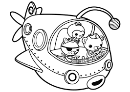 Small Picture Octonauts off to Adventure coloring page Free Printable