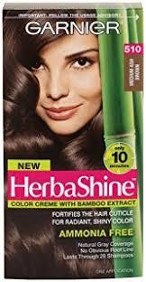 Garnier Herbashine Haircolor 510 Medium Ash Brown