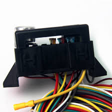 12v 10 circuit basic wire harness fuse box street hot rat rod productpicture6 productpicture7 productpicture8 productpicture9