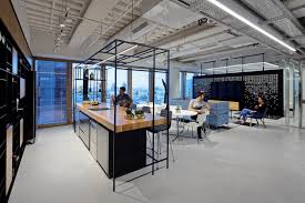 office design company. Tech Company Offices - Tel Aviv View Project Office Design C
