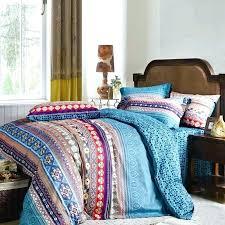 brown and aqua comforter sets retro comforter awesome aqua blue purple and brown retro chic unique tribal pattern aqua blue and brown bedding sets remodel