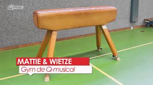 Gym de Q-musical // Mattie & Wietze @ Q-music