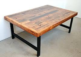 skid furniture. Skid Coffee Table Pallet With Steel Frame Furniture Plans Recycle I