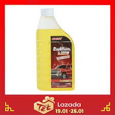 can lớn 4l đậm đặc] dung dịch bọt tuyết rửa xe ô tô xe máy car wash foam  can 4l - dung dịch rửa xe đậm đặc - Sắp xếp theo liên