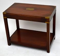 ... Brilliant Ideas Of Picture Of Campaign Side Table Explained Furniture  Perfect Campaign Coffee Table ...