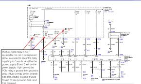 wiring diagram for 2004 ford f150 the wiring diagram 2004 ford f150 fuel tank it works fine fuel relay wiring
