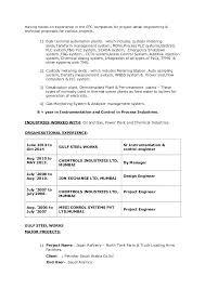 Modern Engineer Resume Modern Engineering Resume Templates Project Engineer Resume