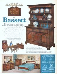 bassett dining room table sets. bassett furniture icon picture. the sussex group by 1958 ad picture dining room table sets -