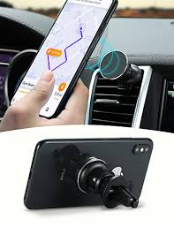 caseier magnetic car phone holder universal air vent mount holders for mobile in stand telefoonhouder auto tutucu