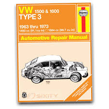 haynes 96040 repair manual volkswagen type 3 1500 1600 63 73 haynes repair manual