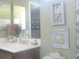 Bathroom Beach Accessories Charming Design Small Apartment Bathroom Ideas With Yellow Color