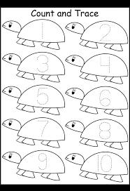 Tracing Practice Tons Of Printable For Pre K Kindergarten 1st ...