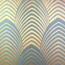 art deco wallpaper 640x640 px chet kirker