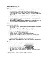 ib history essay questions unit essay questions describe  american revolution unit plan history