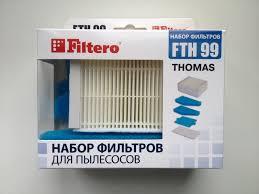 Обзор от покупателя на <b>Фильтр</b> Hepa Filter <b>FILTERO FTH</b> 99 TMS ...