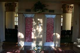 custom interior painting miami florida ph 786 239 0118 red marble imitation and faux stone on the walls histiorical building miami coconut grove chavad