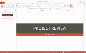 Powerpoint Office Timeline Office Timeline Free Powerpoint Add In It News Today