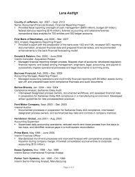 Chronological Resume Sample Data Analyst pg2