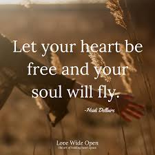 Heart Freedom Soul Quotes Selflove Selfworth Heididellaire