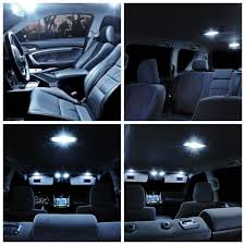 Chrysler 300c Interior Lights Us 16 24 35 Off 17pcs Canbus White Led Lights Bulbs Interior Package Kit For 2005 2010 Chrysler 300 300c 300m Map Dome Trunk License Plate Light In