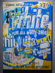 paint bedroom photos baadb w h: white chiquita oil and acrylic paint on fabric mounted on masonite  x  inches