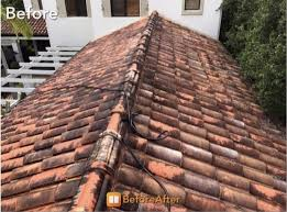 roof clean in brisbane using this system will vary depending on weather aspect and location however it will be many years before any noticeable