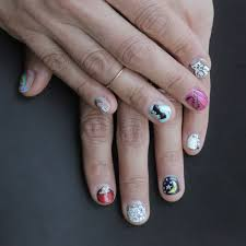 Peace, Love and Nail Art Inspired by Artist and Instagram Star ...