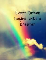 Dream On Dreamer Quote Best of Motivational Quote Every Dream Starts With A Dreamer Dont Give