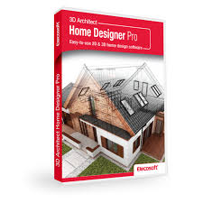 2D & 3D Home design software 3D Architect Home Designer Pro Software ...