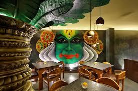 Indian Restaurant Interior Design Minimalist Best Decoration