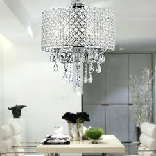 crystal chandelier 4 light free chrome finish 4 light crystal chandelier drum shape with crystal crystal chandelier 4 light