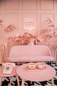 Pink home decor ...