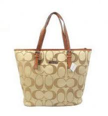 Bag · Coach Legacy In Monogram Medium Khaki ...
