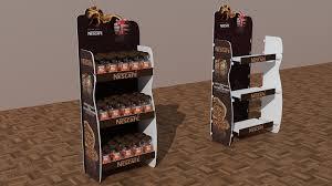 Free Standing Retail Display Units Free standing unit FSU for POP POS Display fabrication 79