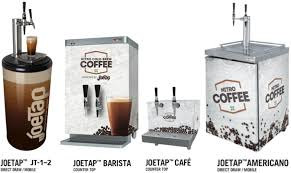 brixing countertop unit you can be serving nitro cold brew coffee on demand right now the joetap can also be configured for undercounter systems